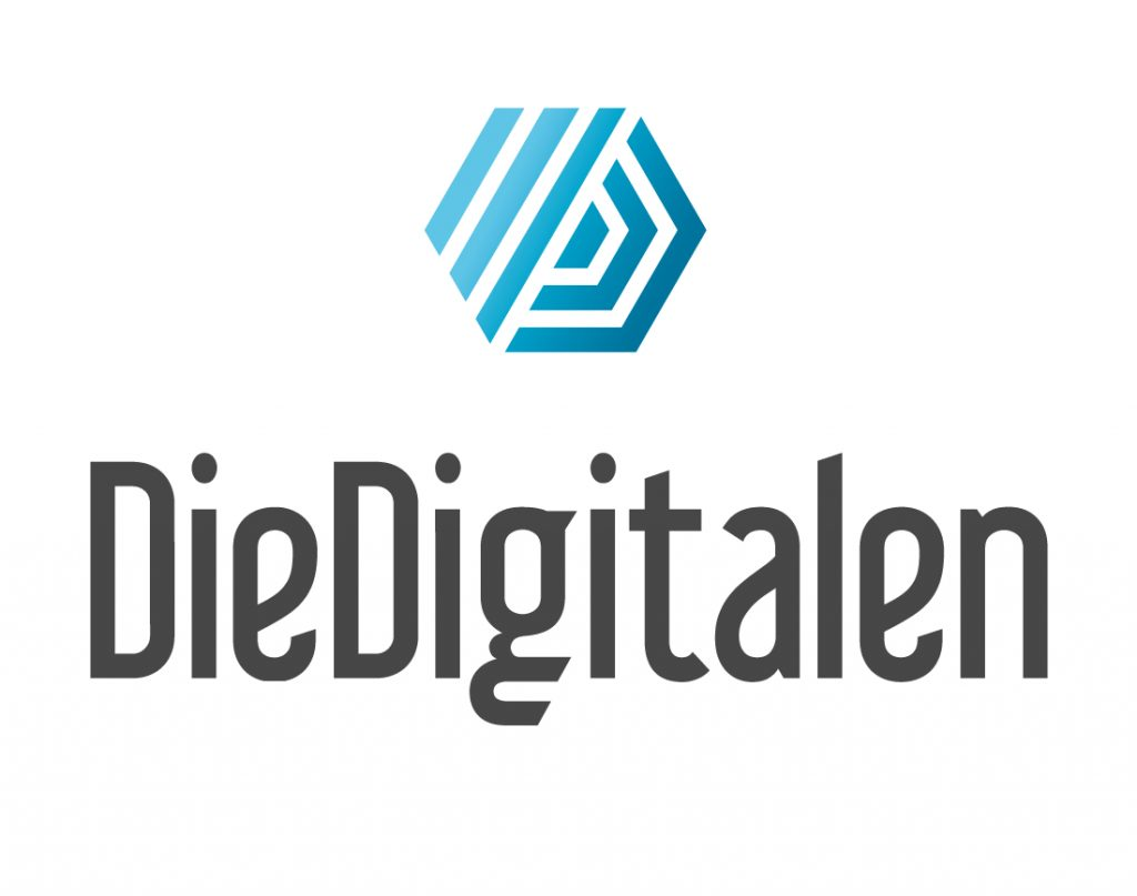 Die Digitalen Logo
